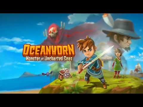 Just Jump Down This Well  Mission-Hermit Island Oceanhorn