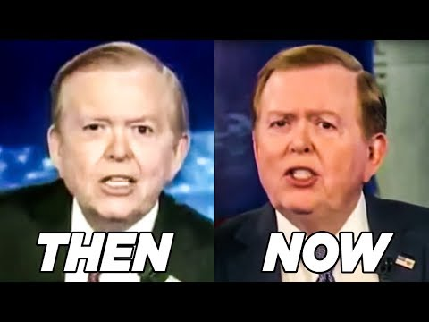 THEN vs NOW: Confused Lou Dobbs Totally Reverses Opinion of John Bolton