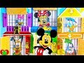 Disney Jr. Mickey Mouse Clubhouse Friends Rescue and Learn Zoo Animals