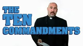 The 10 Commandments from Father Joe