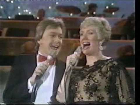 David Cassidy & Shirley Jones   Winter Wonderland