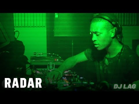 DJ Lag Live @ Radar Radio 3rd Birthday - Pickle Factory