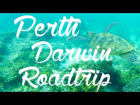 #6 Roadtrip Perth To Darwin - Adventure - Western Australia - LoversTravelers