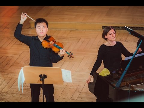 Luke Hsu (USA) - Stage 2 - International H. Wieniawski Violin Competition STEREO