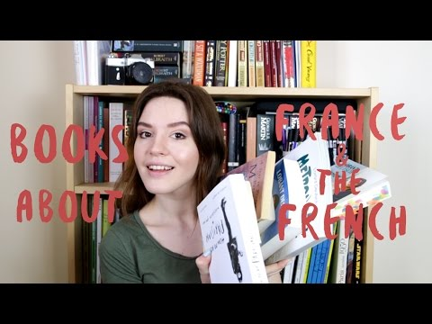 ЧТО ПОЧИТАТЬ про ФРАНЦИЮ и ФРАНЦУЗОВ // BOOKS about FRANCE and THE FRENCH