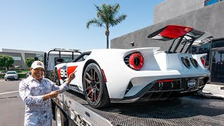 SENDING OUT MY HERITAGE EDITION FORD GT! || Manny Khoshbin