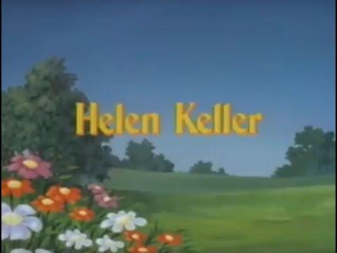 Helen Keller  español latino  vhs TV