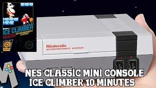 [NES Classic Mini] Ice Climber - First 10 minutes