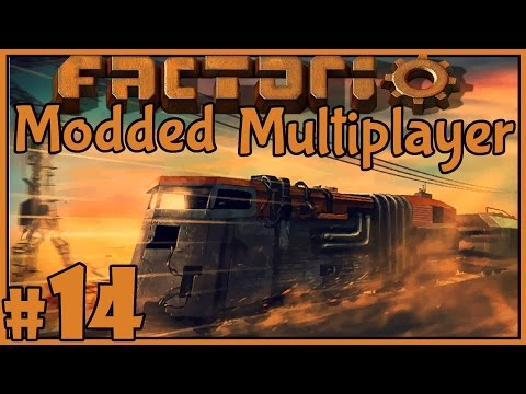 Bio-Farm - Modded Factorio Multiplayer With Radian & Mr. Dudepuppet - Part 14