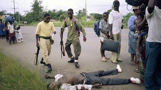 The Siege of Monrovia