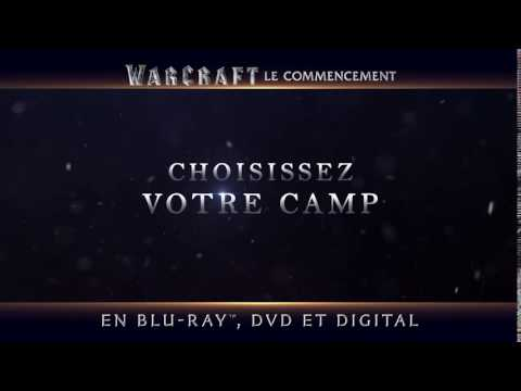 Warcraft le commencement en DVD, Blu-ray, Bu-ray 3D et Blu-ray 4K dès le 11 octobre ! streaming vf