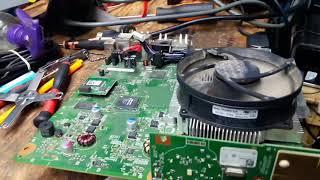 Reparación error 0031