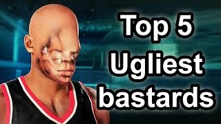 Top 5 - Ugly bastards in gaming