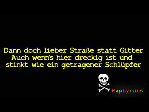 Sido feat. B-Tight - Hol Doch Die Polizei [Official Lyrics] HQ & HD