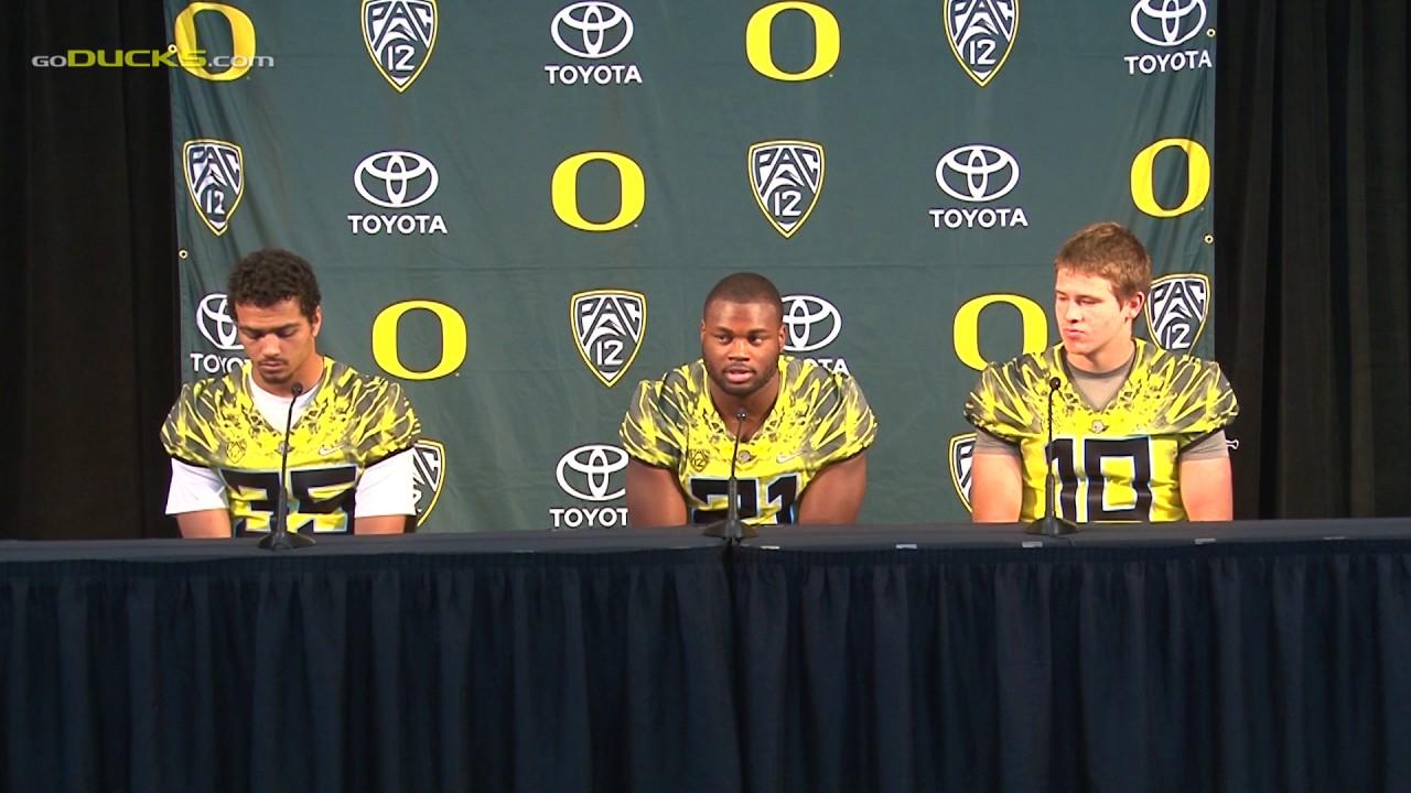 Justin Herbert returns, Royce Freeman rolls as Oregon Ducks top Arizona