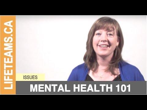Mental Health - Understanding