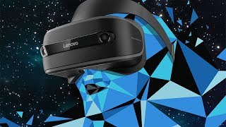 Смешанная реальность Lenovo на IFA2107