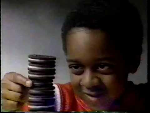 1980s Oreo Commercial