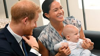 Meghan Markle and Prince Harry Reportedly Set to Make First Trip to the U.S. with Baby Archie