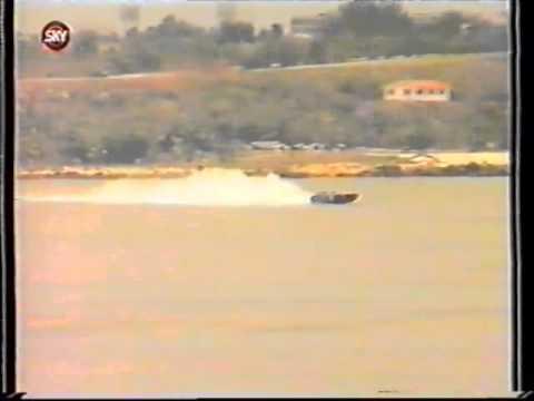 Class 1 offshore racing UIM 1995 Havana, Cuba Pt 2 of 2