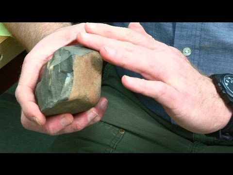 In class: Stone tools past and present