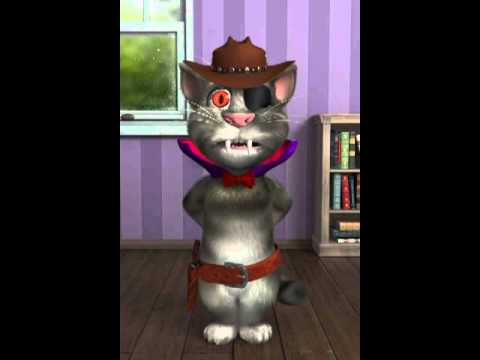 Talking Tom - Hai con than lan con