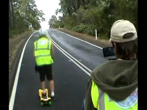 Expedition1000 #1: Skate Across Australia - Part 4 - Great Ocean Road to Sydney