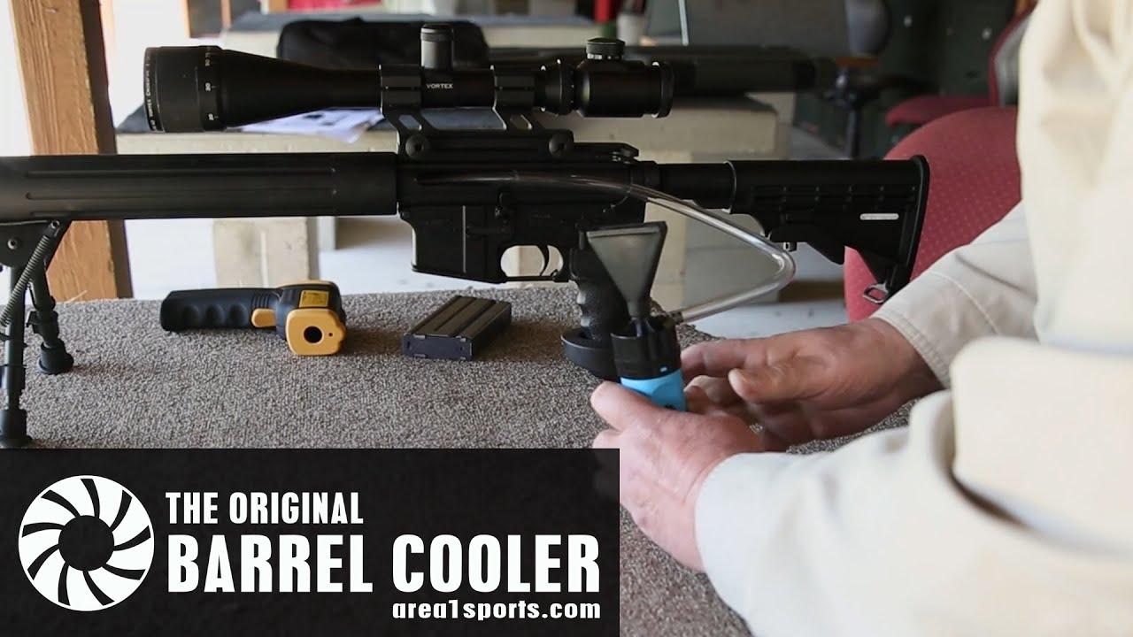 The Original Barrel Cooler How To Cool Your Gun Barrel Youtube