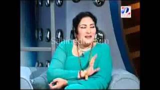 Tasawur khanam at The Sahir Lodhi show- 2