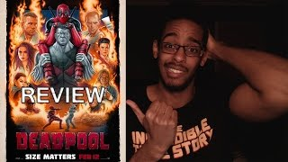 "DEADPOOL - Movie Review ""The Best Fox Marvel Movie EVER?"""
