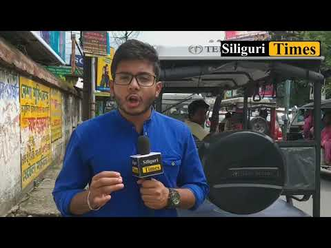Siliguri Traffic Police takes strict action against illegal toto