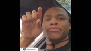 "WESTBROOK DANCING TO ""KEVIN IS A SNAKE"" BY LNU //"