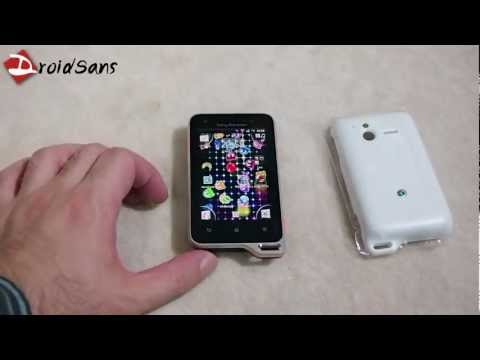 Droidsans Review : Sony Ericsson Xperia Active (in Thai)