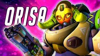 Overwatch | NEW Hero ORISA | Gameplay & Overview