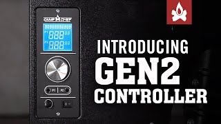 The All-New Camp Chef Gen 2 Controller | Camp Chef