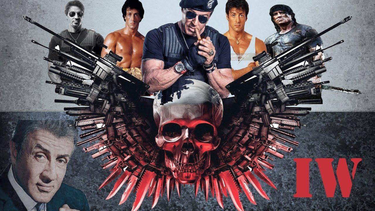 افضل 10 افلام لسيلفستر ستالون Top 10 Sylvester Stallone Movies