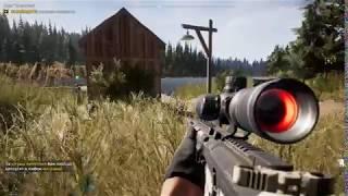 Нашли тайник Вор у Вора #8 - Far Cry 5