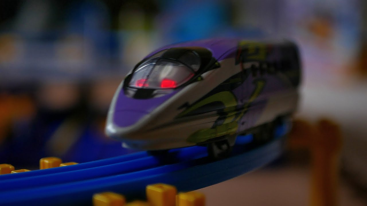 プラレール 新幹線 分解