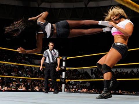 WWE NXT: Naomi vs. Kaitlyn