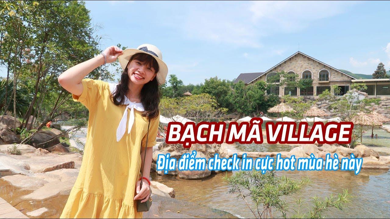 Khám phá Bạch Mã Village Huế – địa điểm check in cực hot trong mùa  này