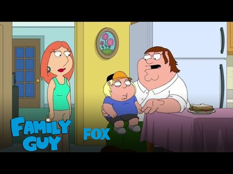 Lois Is Concerned About Chris | Season 16 Ep. 10 | FAMILY GUY