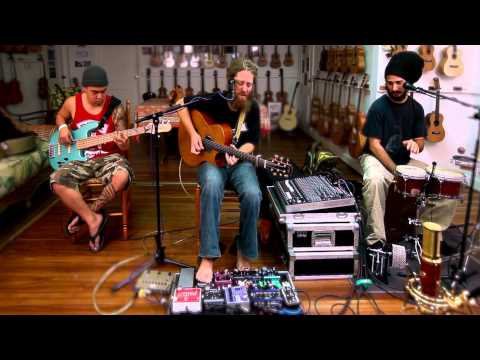 "Mike Love Band- ""Barber Shop"""
