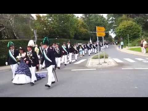 Kreisschützenfest 2014 in