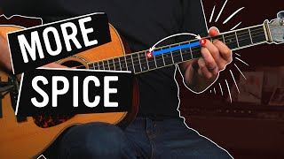 Spice up Your Twelve Bar Blues with this Chord Trick