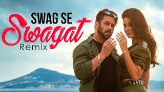 Swag Se Swagat (Remix)   Vizzkid x MK Visuals