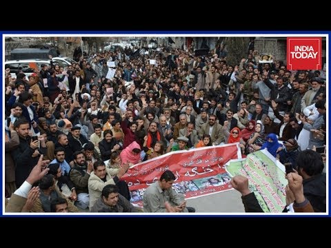 Pakistan's Pashtuns March Against Forced Abductions By Govt, Military