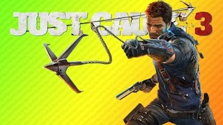 THE MISSILE RIDER | Just Cause 3