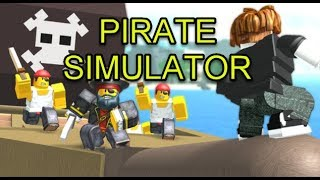 Roblox Pirate Simulator (GamePlay)