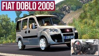 Euro Truck Simulator 2 - Efsane Araç Fiat Doblo!