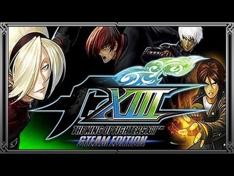 King Of Fighters XIII - All Desperation Moves + Max Cancels